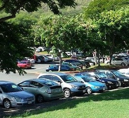 KCC Needs to Address Parking Situation