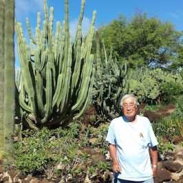 Cactus Garden King is Named a Distinguished Alumni