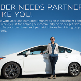 Uber Opens Opportunities for Students