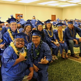 Agree to Degree: Success initiatives and funding drive graduation push at UH community colleges