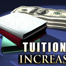 Students Brace for Proposed Tuition Increase — Again