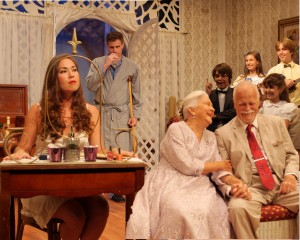"""""""Cat on a Hot Tin Roof"""" playing at TAG from June 21st - July 14th."""