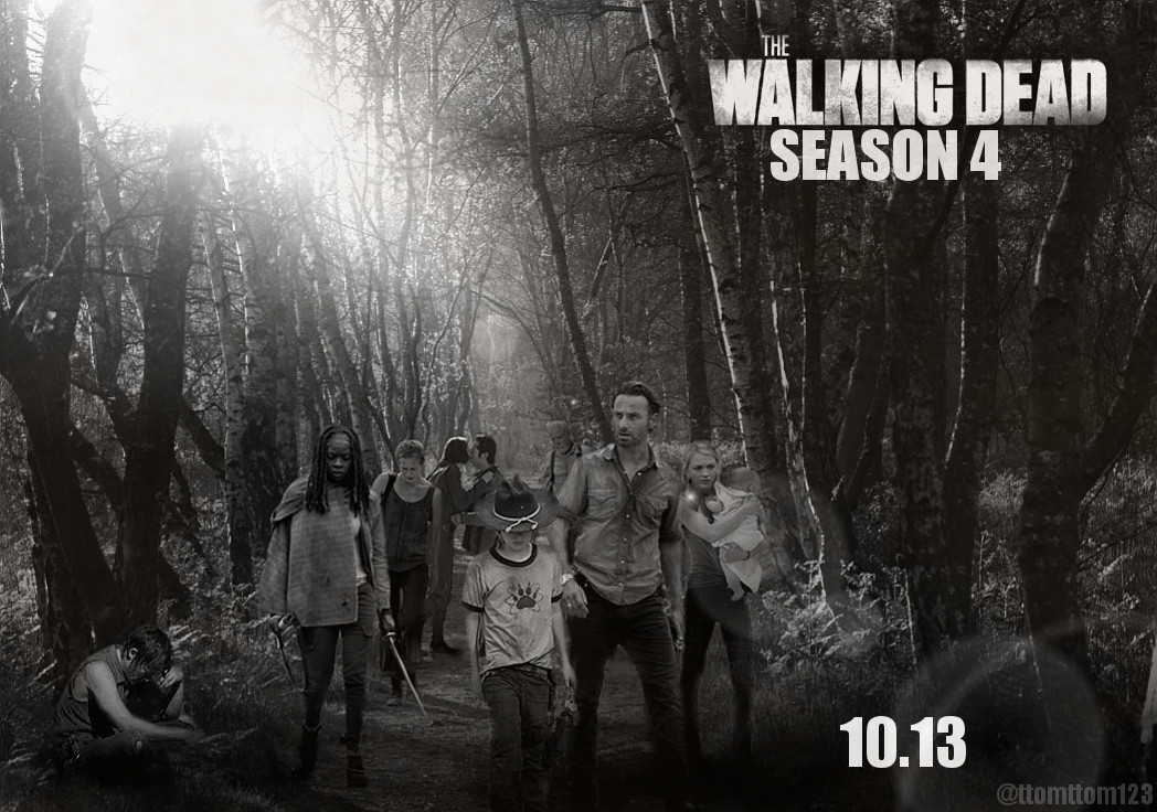 Walking Dead Staffel 4 Handlung