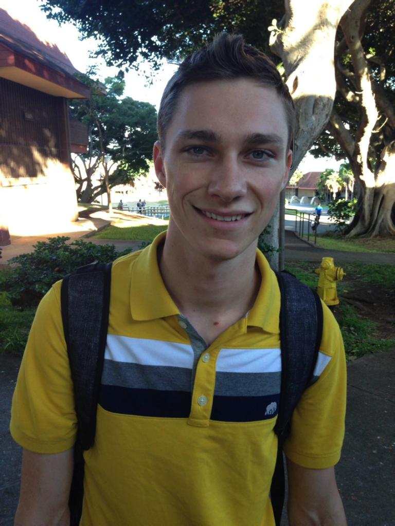 Jake Atterson, 21, PTA